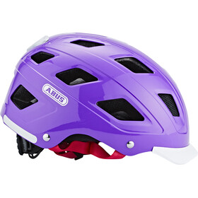 ABUS Hyban Cykelhjelm, brilliant purple